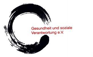 Logo: Verein für Gesundheit & soziale Verantwortung