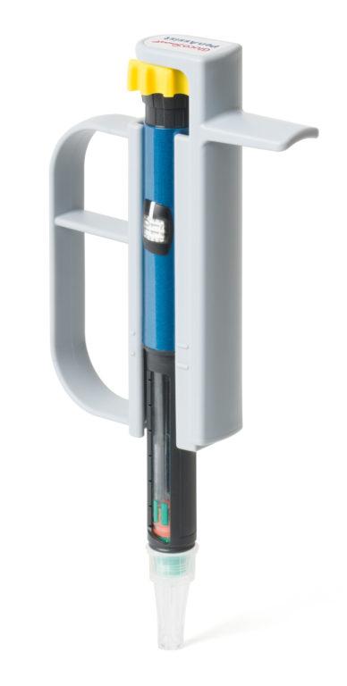 Produktfoto: GlucoSmart® PenAssist der MSP bodmann GmbH