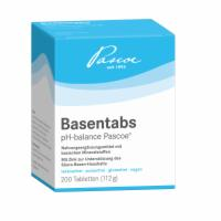Vorschaubild: BASENTABS pH Balance Pascoe Tabletten 200 St Tabletten