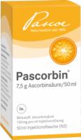 Vorschaubild: PASCORBIN 7.5G 50ML 1 St Injektionsflaschen