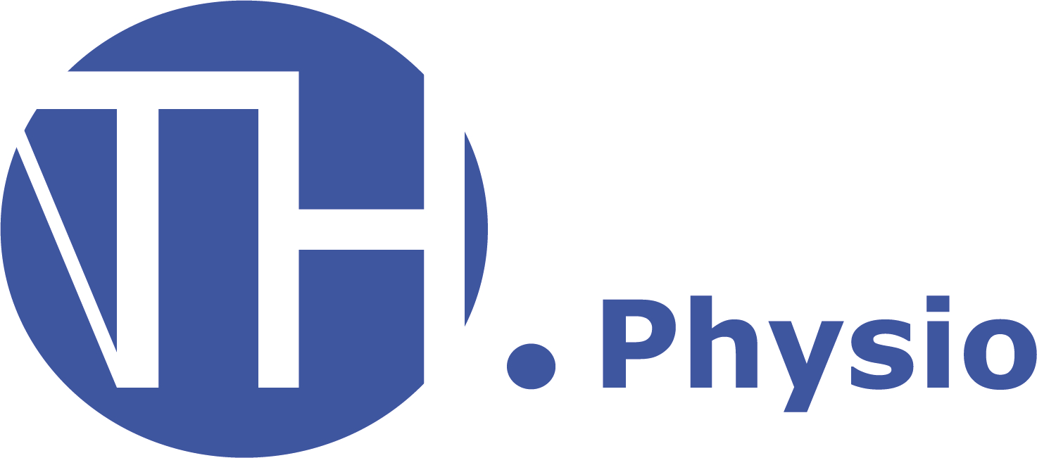 Logo: TH.Physio von Tobias Homburg; Inhaber der THerapie.Welt