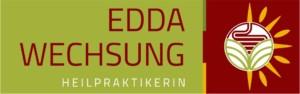 Logo der AMM-Netzwerkpartnerin Edda Wechsung – Heilpraktikerin