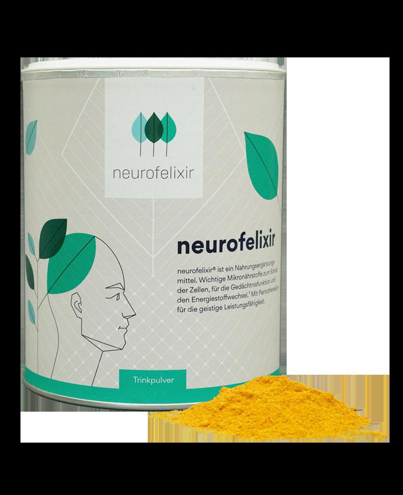 Vorschaubild: neurofelixir® Pulver