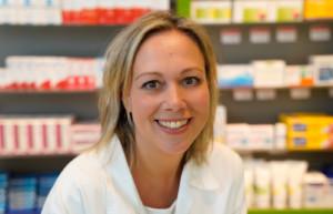 Portraitfoto der AMM-Netzwerkpartnerin Sonja Krebber-Link; Inhaberin der Europa-Apotheke