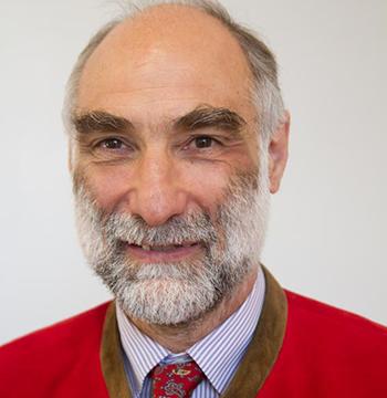 Portrait Prof. Dr. med. univ. Harald Stossier
