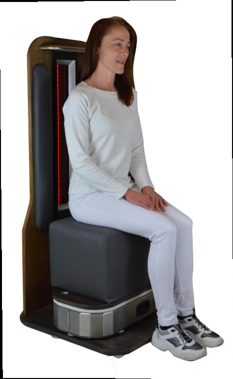 Bild Bodyregulator sitzend des AMM-Marktplatzpartners BigestaMED