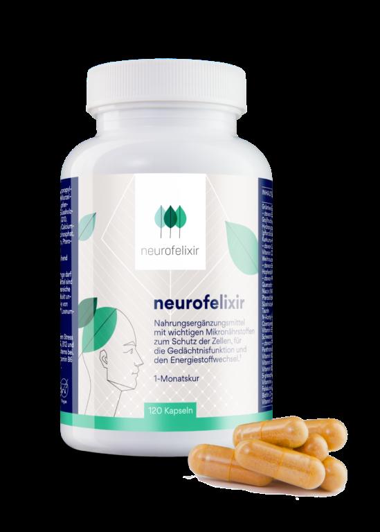 AMM-Produktempfehlung: neurofelixir Kapseln
