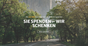 Spendenaktion Life-SMS