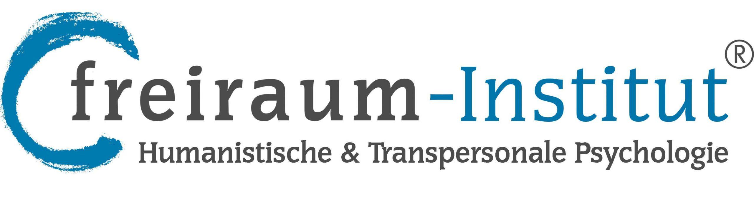 Logo des freiraum-Instituts humanistische und transpersonale Psychologie von Jörg Fuhrmann