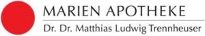Logo des AMM-Netzwerkpartners Marienapotheke Saarlouis von Dr. Trennheuser