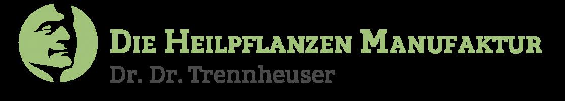 Logo: DHM Die Heilpflanzen-Manufaktur – Dr. Trennheuser