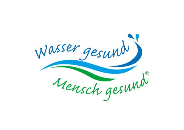 """Logo von AMM-Netzwerkpartner Robert Thie """"Wasser gesund – Mensch gesund"""""""