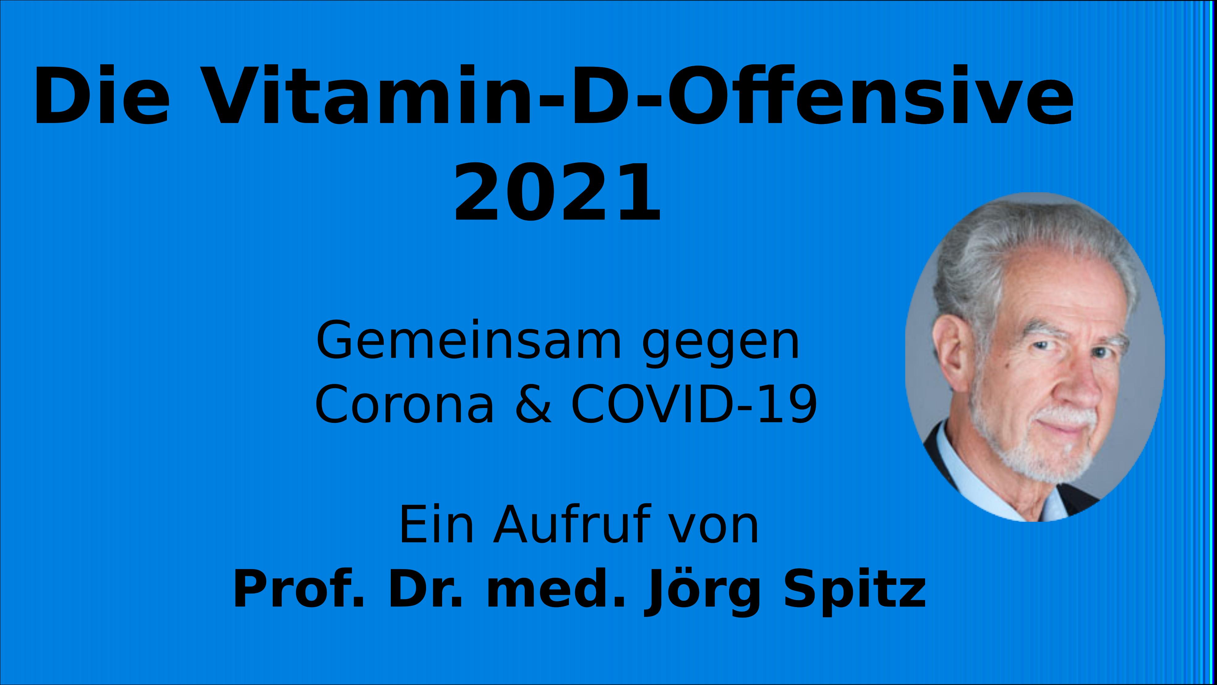 Vitamin D und COVID-19