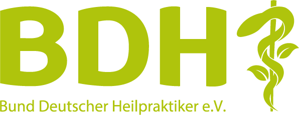 Logo des BDH – Bund Deutscher Heilpraktiker