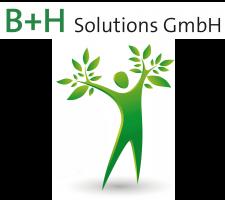 Logo: E. Buder – B+H Solutions GmbH  – Kolloidale Düngemittel und mehr