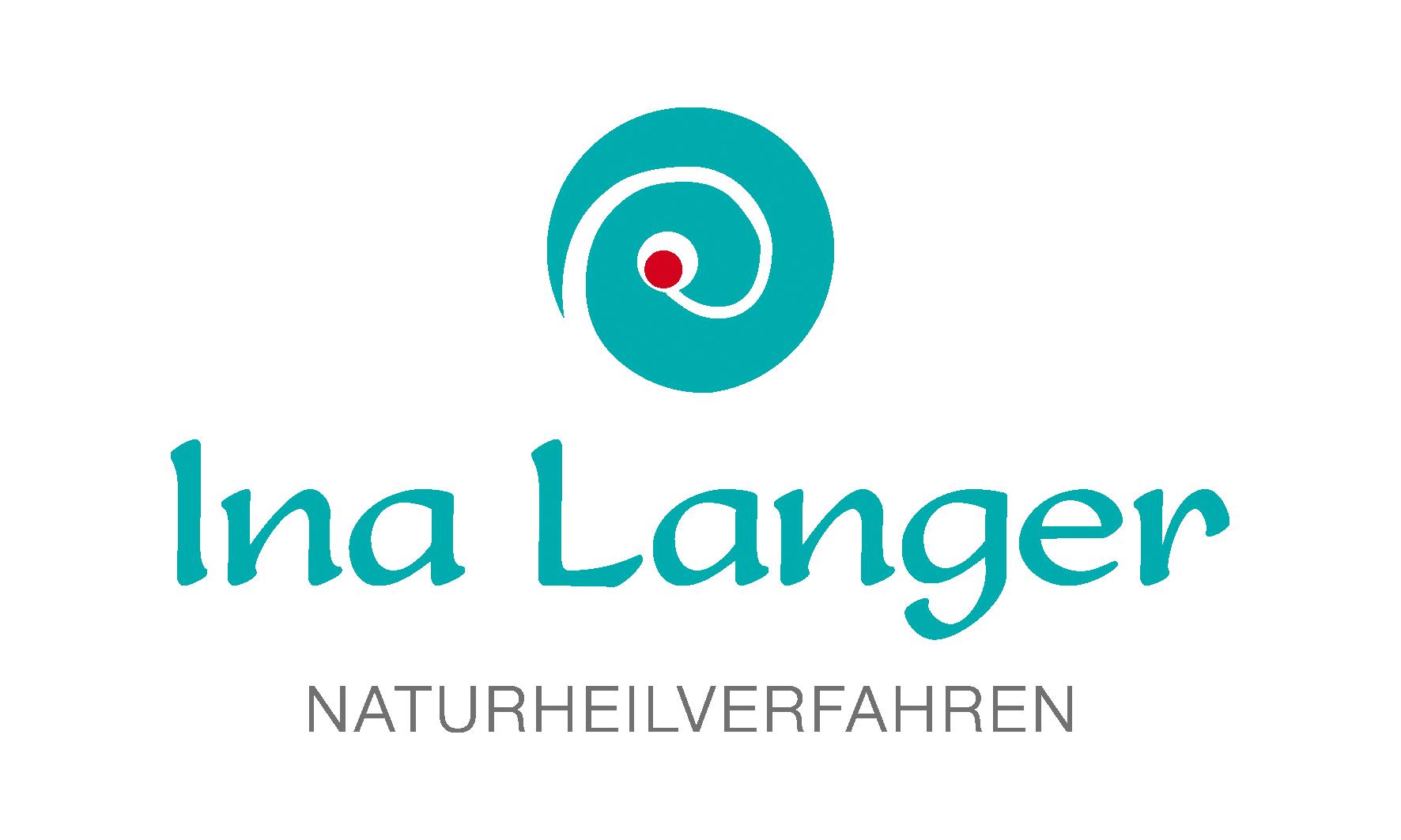 Logo von AMM-Netzwerkpartnerin Ina Langer – Naturheilverfahren