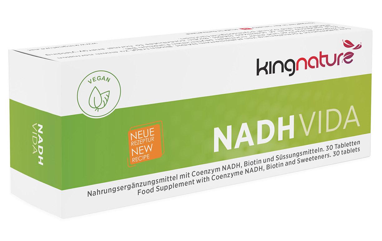 Produktabbildung: NADH Vida – Kapseln