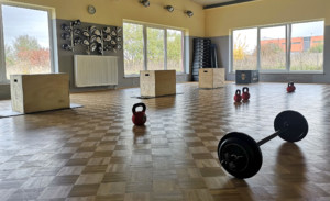 Fitnessstudio von AMM-Netzwerkpartner Danny Eckers