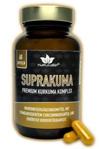 """AMM-Produktempfehlung """"Suprakuma"""" von naturalie"""