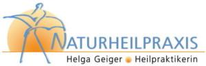 Logo der AMM-Netzwerkpartnerin Helga Geiger – Naturheilpraxis