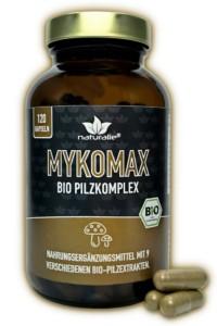 """AMM-Produktempfehlung """"Mykomax"""" von naturalie"""