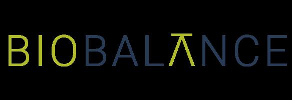 Logo: BIOBALANCE – Tests auf Nahrungsmittelunverträglichkeiten