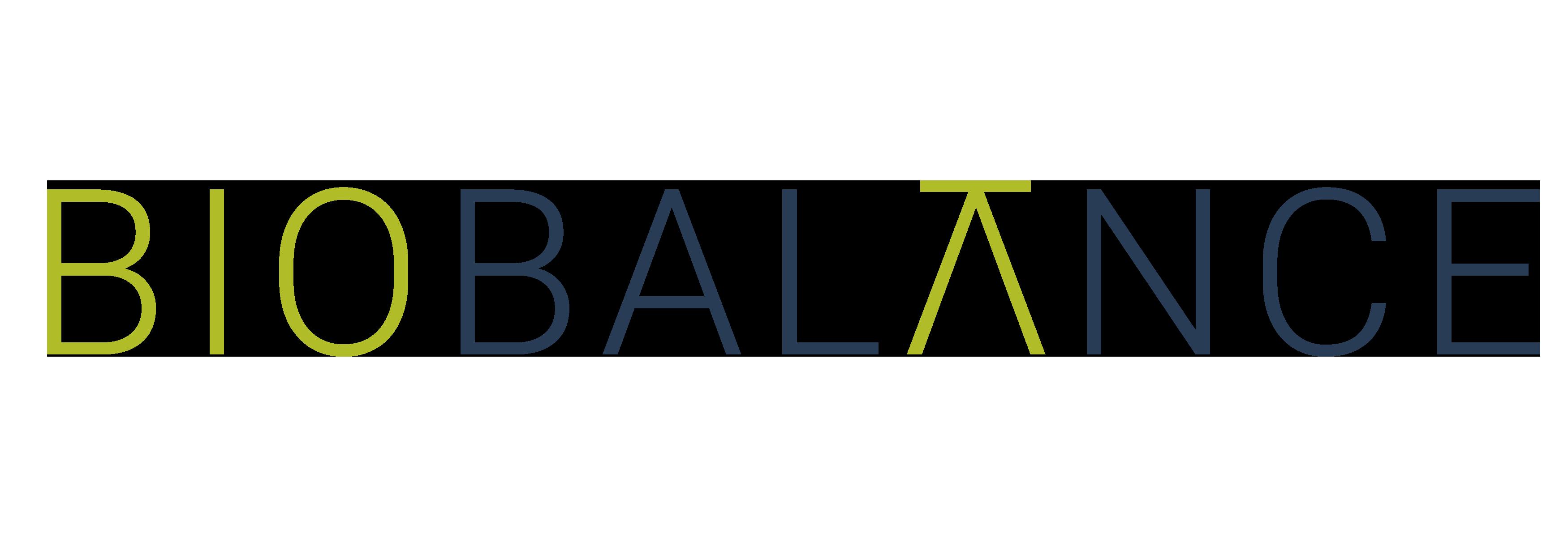 Logo von AMM-Netzwerkpartner Biobalance