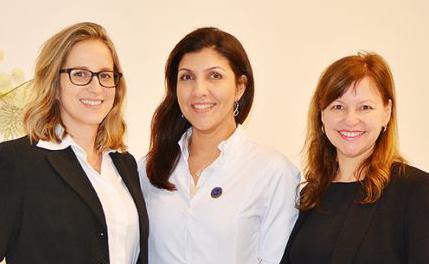 """Teamfoto des AMM-Netzwerkpartners """"Cocoon Medical Beauty"""""""