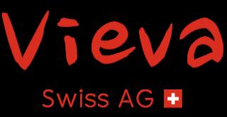 Logo: Vieva Swiss AG – moderne Analysemethoden