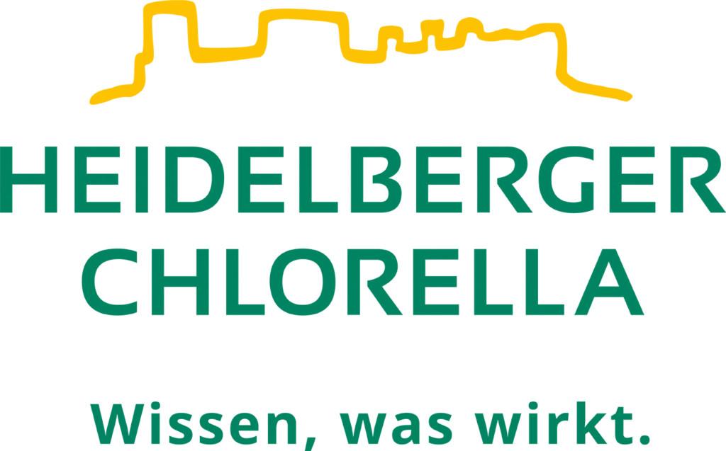 "Logo des AMM-Marktplatzpartners ""Heidelberger Chlorella"""