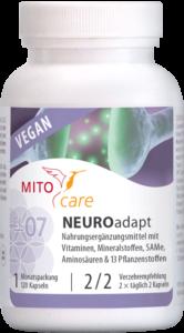 """Produktfoto """"NEUROadapt"""" von AMM-Marktplatzpartner Mitocare"""